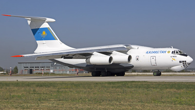 UP-I7605 - Ilyushin IL-76TD - Berkut Air Services