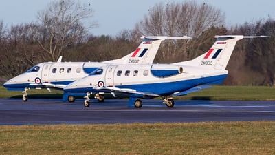 ZM335 - Embraer Phenom T.1 - United Kingdom - Royal Air Force (RAF)