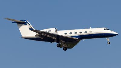 A picture of HBJGB - Gulfstream G450 - [4130] - © Eren Erol