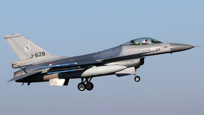 J-628 - General Dynamics F-16AM Fighting Falcon - Netherlands - Royal Air Force