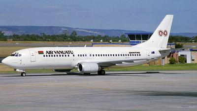 VH-TJI - Boeing 737-476 - Air Vanuatu