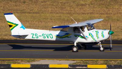 ZS-SVO - Cessna 152 - Private