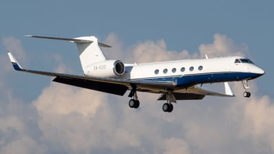 XA-KUO - Gulfstream G-V - Private