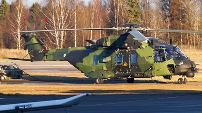 NH-218 - NH Industries NH-90TTH - Finland - Army
