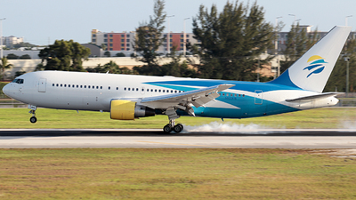 N603KW - Boeing 767-246 - Swift Air