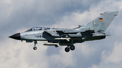 46-49 - Panavia Tornado ECR - Germany - Air Force