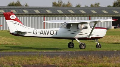 G-AWOT - Reims-Cessna F150H - Private