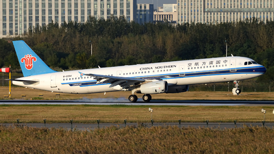 B-2284 - Airbus A321-231 - China Southern Airlines