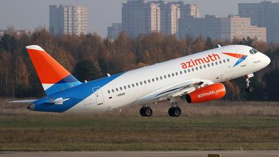 89149 - Sukhoi Superjet 100-95B - Azimuth Airlines