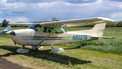 N80278 - Cessna 172M Skyhawk II - Private