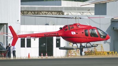 N560BA - Bell 505 Jet Ranger X - Private
