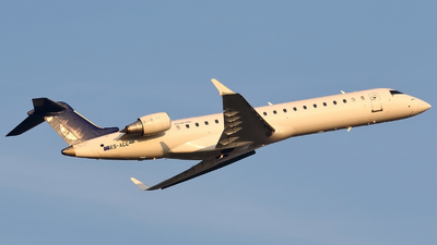 ES-ACE - Bombardier CRJ-701 - Estonian Air