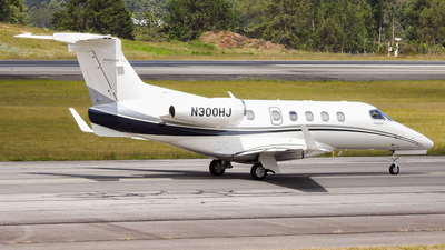 N300HJ - Embraer 505 Phenom 300 - Private