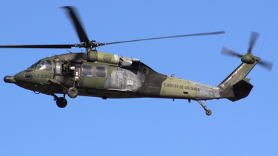 EJC2158 - Sikorsky UH-60L Blackhawk - Colombia - Army