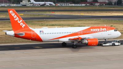 OE-IZS - Airbus A320-214 - easyJet Europe