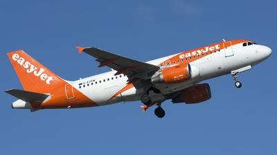 G-EZFM - Airbus A319-111 - easyJet