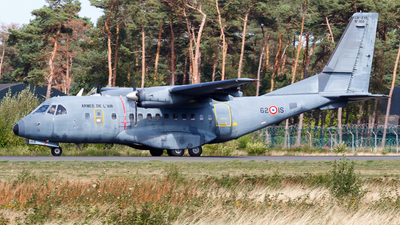 160 - CASA CN-235M-200 - France - Air Force