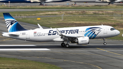 F-WWBN - Airbus A320-251N - EgyptAir