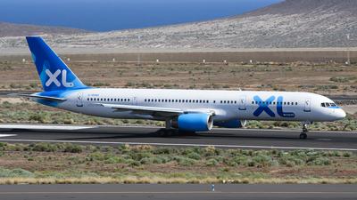 G-VKND - Boeing 757-225 - XL Airways