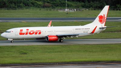 PK-LJG - Boeing 737-9GPER - Lion Air