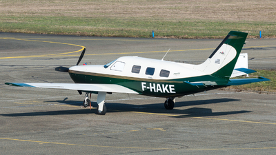 F-HAKE - Piper PA-46-350P Malibu Mirage - Private