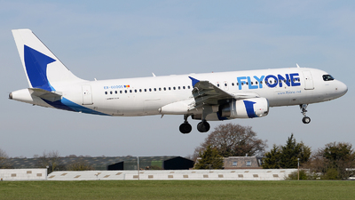 A picture of ER00005 - Airbus A320232 - Fly One - © David Oates