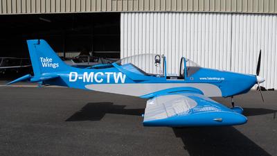 D-MCTW - Aerostyle Breezer C - Charter-Flug-Schule Take Wings