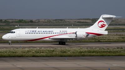 B-620G - COMAC ARJ21-700 - OTT Airlines