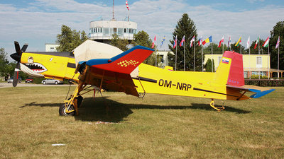 OM-NRP - Zlin Z-137T Agro Turbo - Private