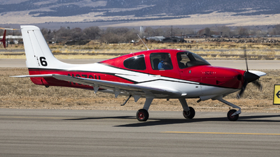 N97SU - Cirrus SR20 - SUU Southern Utah University Aviation