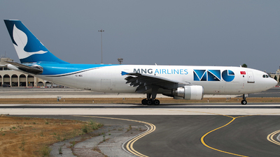 A picture of TCMCC - Airbus A300B4622R(F) - MNG Airlines - © Buzu