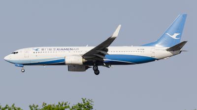 B-1706 - Boeing 737-85C - Xiamen Airlines