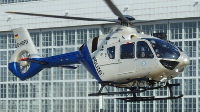 D-HBPG - Eurocopter EC 135P3 - Germany - Police