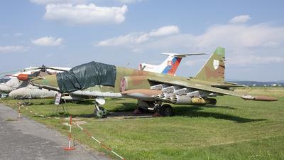 5033 - Sukhoi Su-25K Frogfoot - Slovakia - Air Force