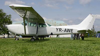 YR-AWE - Cessna 172RG Cutlass RG - Aero West