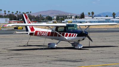 N714AB - Cessna 150M - Private