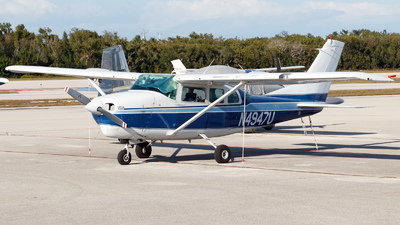 N4947U - Cessna 210E Centurion - Private