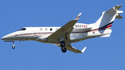 N327QS - Cessna 550 Citation II - NetJets Aviation