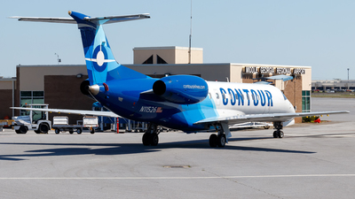 N11526 - Embraer ERJ-135LR - Contour Airlines