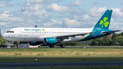 EI-CVB - Airbus A320-214 - Aer Lingus