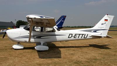 D-ETTU - Cessna 172S Skyhawk SP - Private