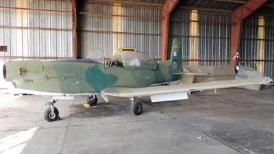 284 - Pilatus PC-7 - Guatemala - Air Force