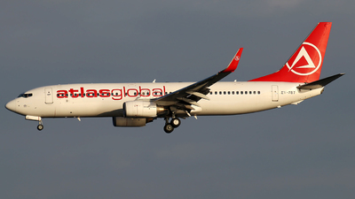 EY-787 - Boeing 737-8GJ - AtlasGlobal