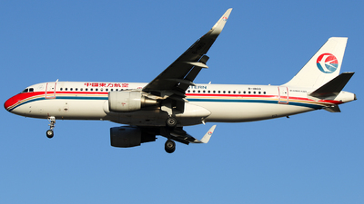 B-1860 - Airbus A320-214 - China Eastern Airlines