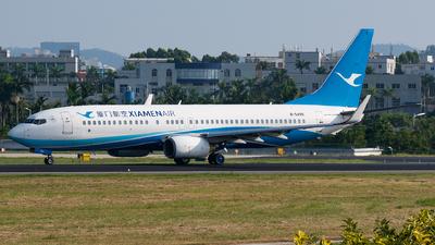 B-5499 - Boeing 737-85C - Xiamen Airlines