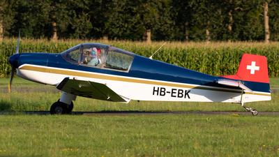 HB-EBK - Jodel DR1050 Ambassadeur - Private