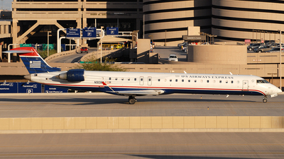 N908FJ - Bombardier CRJ-900ER - US Airways Express (Mesa Airlines)