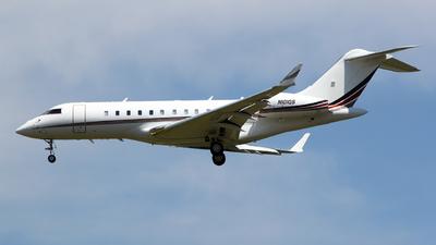 N101QS - Bombardier BD-700-1A11 Global 5000 - NetJets Aviation