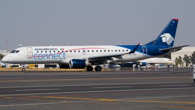 XA-IAC - Embraer 190-100LR - Aeroméxico Connect
