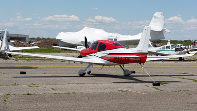 N131HF - Cirrus SR22T-GTS G6 Carbon - Private